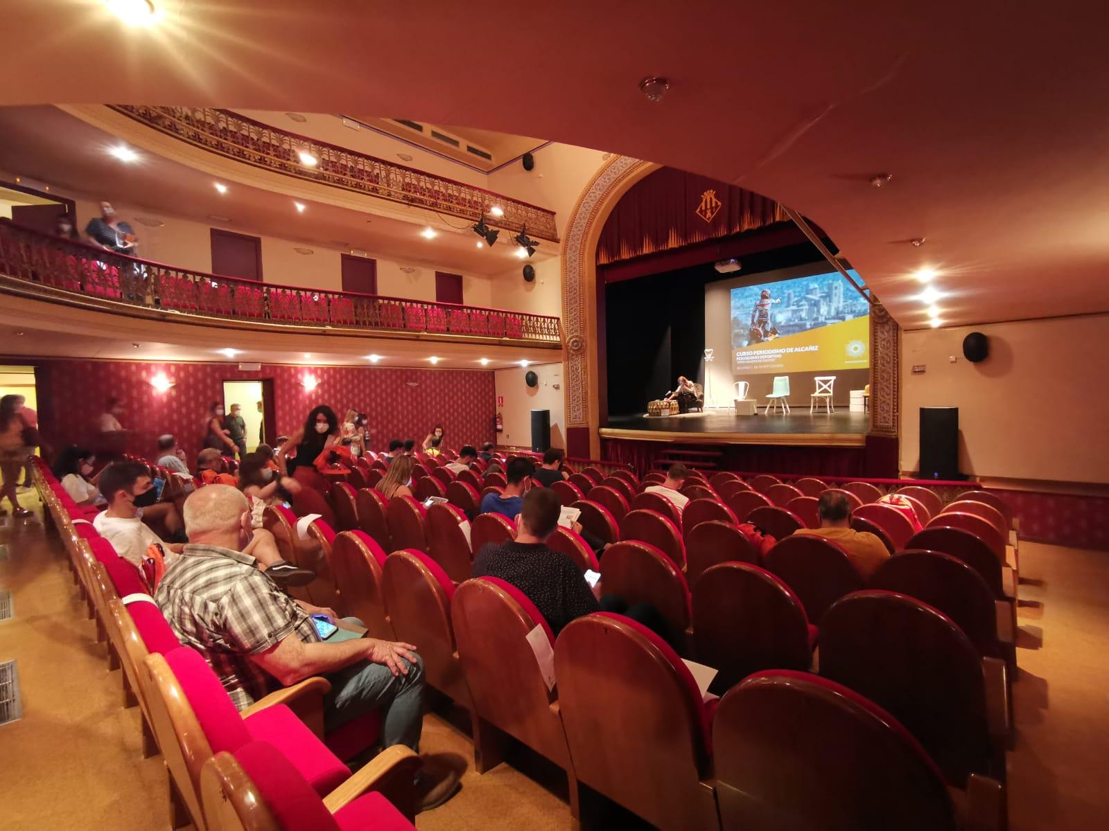 Teatro Municipal de Alcañiz