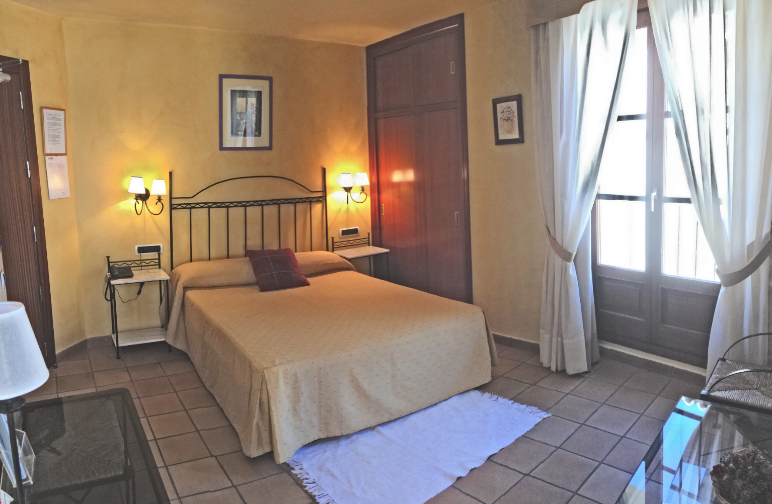 Hotel Guadalope, un hotel familiar en el centro histórico de Alcañiz