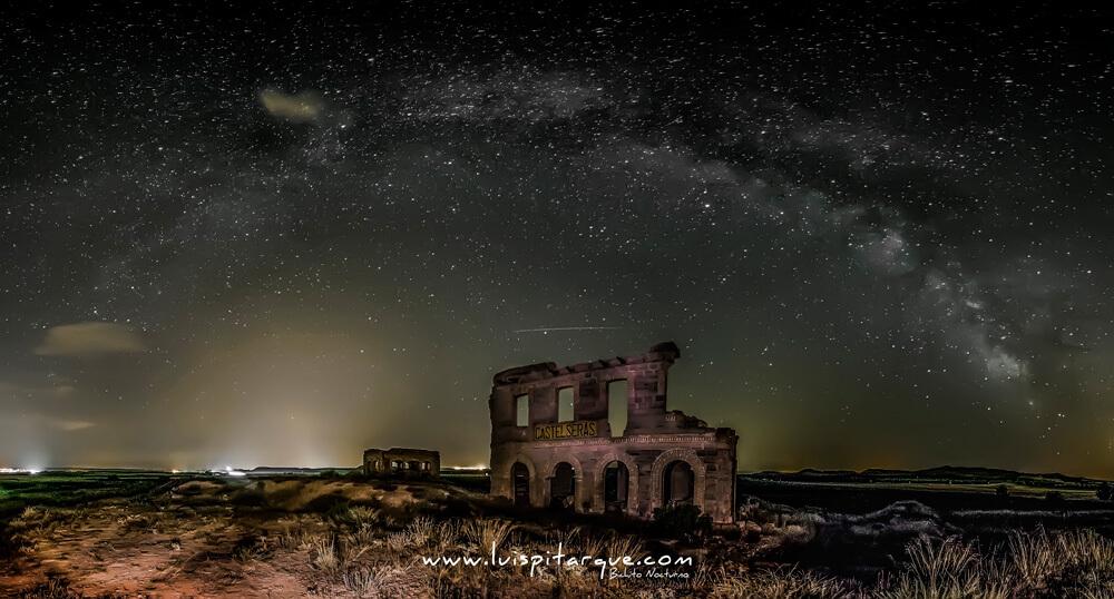 ¿Quieres saber donde se realizarán los talleres nocturnos de Foto Alcañiz?